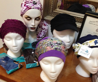 clothing accessories for breast cancer patients